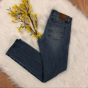 Lucky Brand 4/27 Ankle Sweet'N Straight Jeans